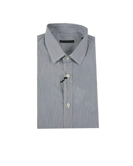 Brian Dales - Blue Men's Shirt for Men - Lyst