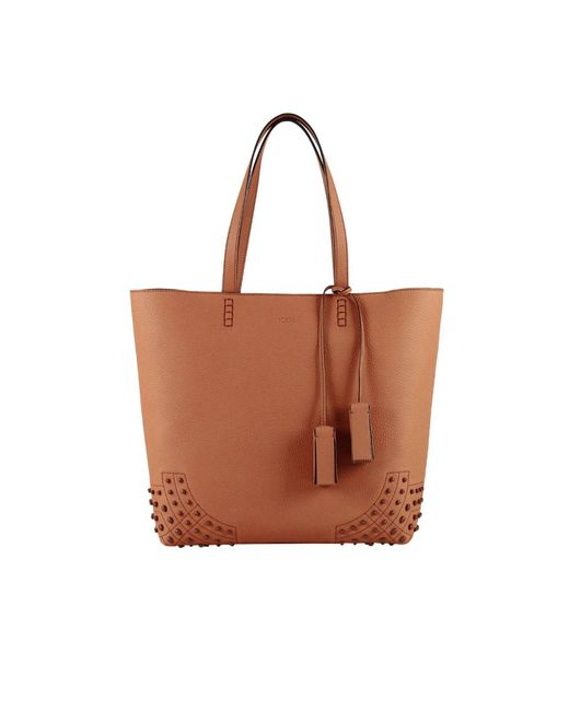 Tod's - Brown Shoulder Bag Women - Lyst