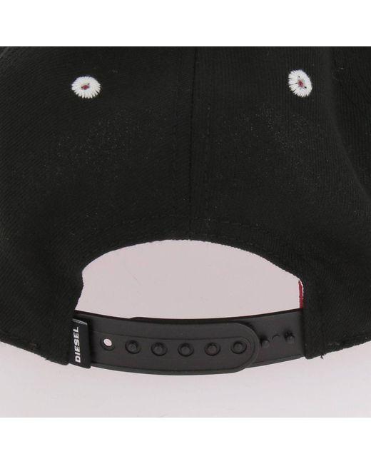 0e027560cdc ... DIESEL - Black Hat Men for Men - Lyst