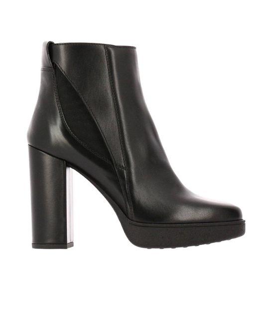 Tod's - Black Shoes Women - Lyst