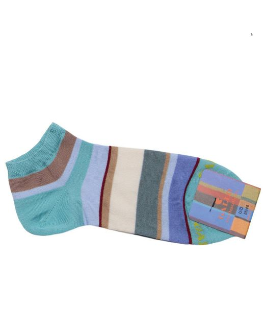 Gallo - Blue Socks Women - Lyst