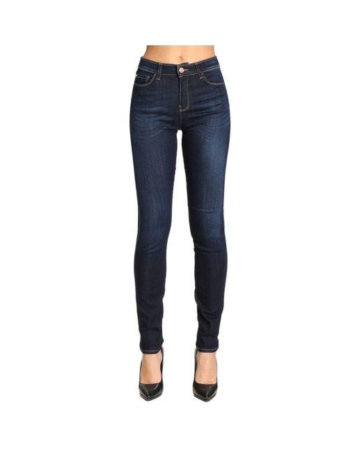 Armani Jeans - Blue Jeans Women - Lyst