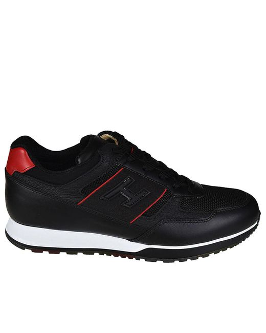 Hogan - Black Sneakers Men for Men - Lyst