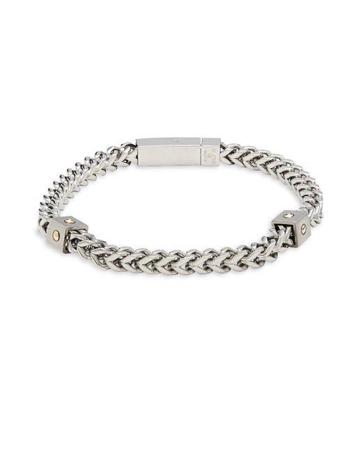 Saks Fifth Avenue - Metallic 14k Gold Chain Bracelet for Men - Lyst