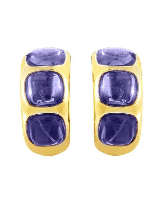 Pomellato - Multicolor 18k Iolite Earrings - Lyst