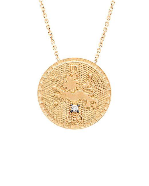 Gabi Rielle - Metallic 22k Over Silver Cz Necklace - Lyst