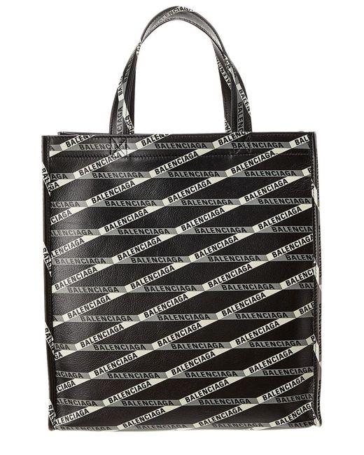 ... Balenciaga - Black Market Shopper Small Leather Tote Bag - Lyst ... 9afe5d472fde8
