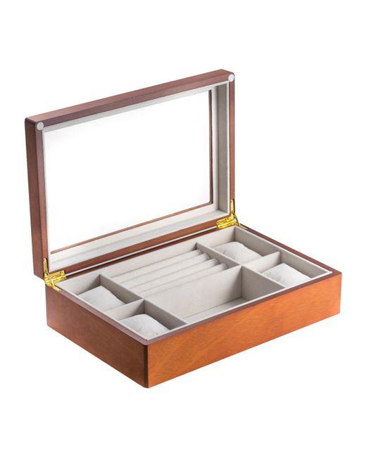 Bey-berk | Brown Watch Box | Lyst