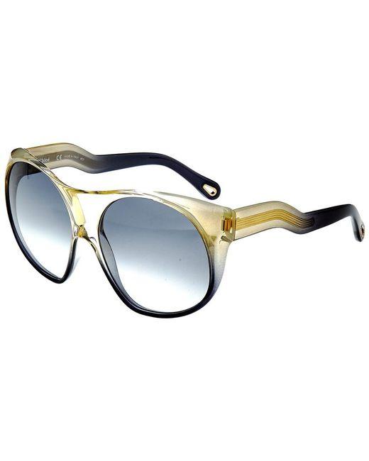 Chloé - Multicolor Ce731s 62mm Sunglasses - Lyst
