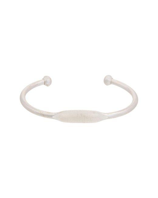 Dogeared - Metallic Balance Cuff - Lyst