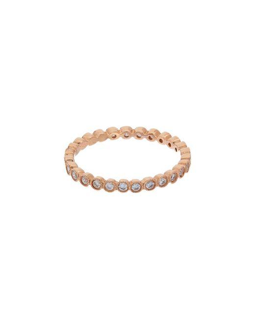 Diana M - Metallic . Fine Jewelry 18k Rose Gold 0.35 Ct. Tw. Diamond Eternity Ring - Lyst