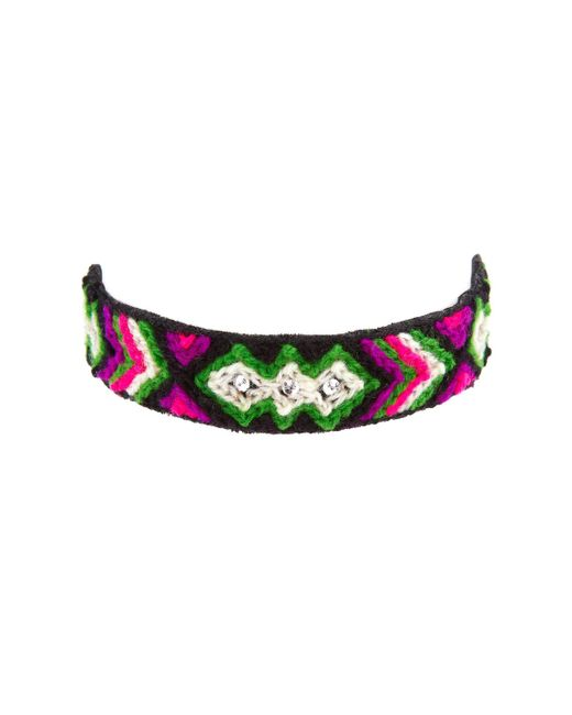 Deepa Gurnani | Multicolor Mack Choker Necklace | Lyst