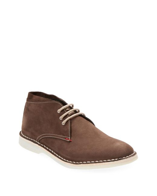 Russell Park - Brown Chukka for Men - Lyst