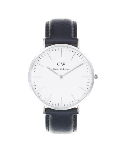 Daniel Wellington | Metallic Men's Classic Sheffield Watch | Lyst