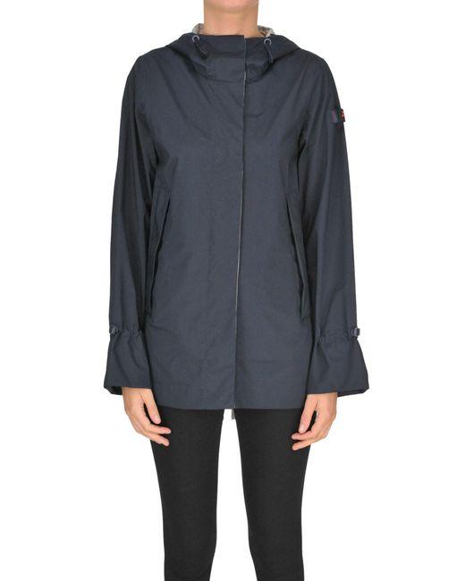 Peuterey - Blue Techno Fabric Jacket - Lyst