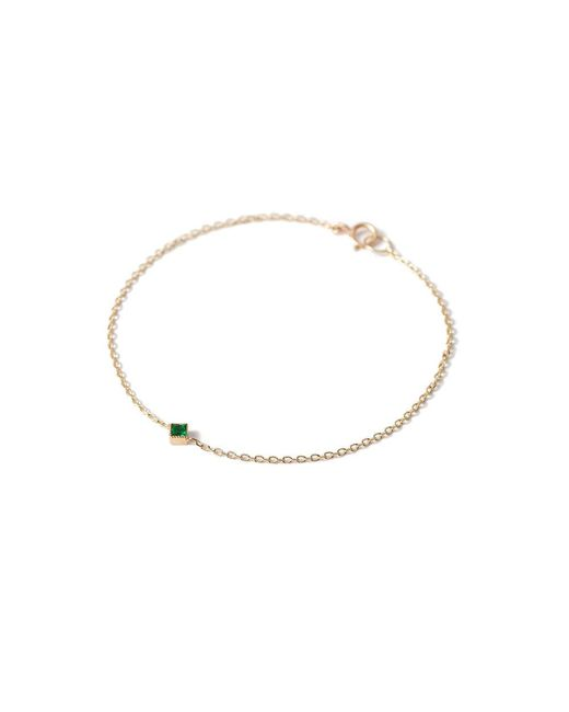 Bianca Pratt | Multicolor Emerald Bracelet | Lyst