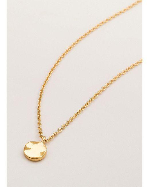 Gorjana & Griffin - Metallic Chloe Charm Adjustable Necklace - Lyst