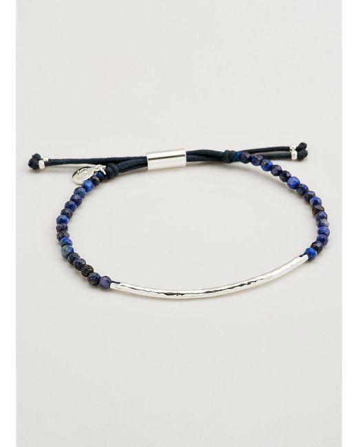 Gorjana & Griffin - Metallic Power Gemstone Bracelet For Wisdom - Lyst