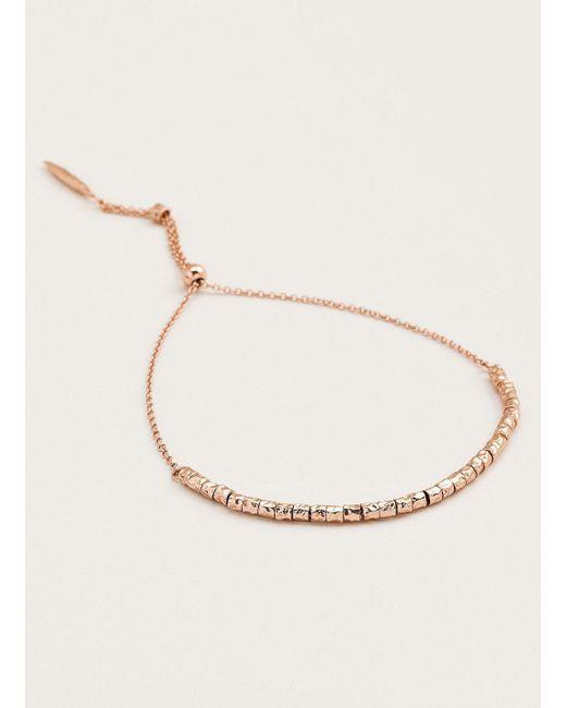 Gorjana & Griffin - Metallic Laguna Adjustable Bracelet - Lyst