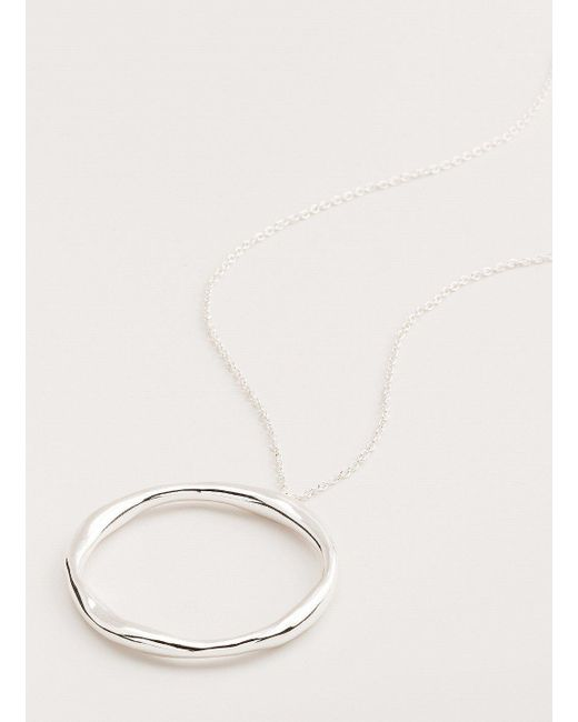 Gorjana & Griffin - Metallic Quinn Long Adjustable Necklace - Lyst