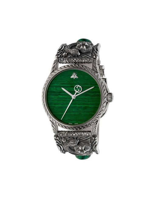 Gucci - Green Le Marché Des Merveilles, 38mm for Men - Lyst