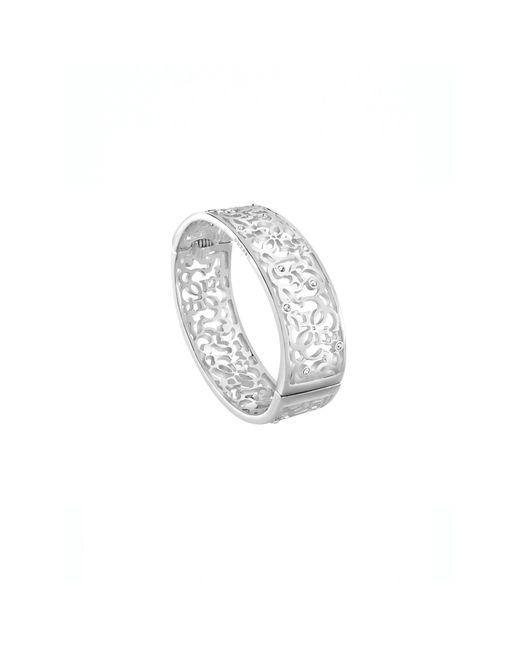 Guess | Metallic Jasmine Arabesque Bracelet | Lyst