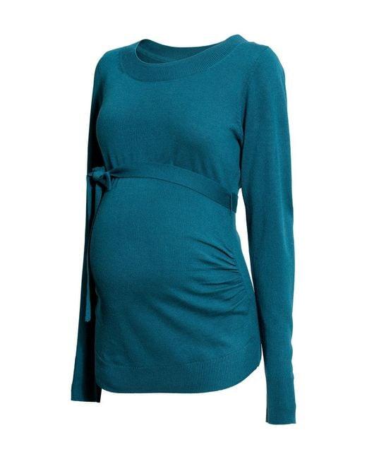 H&M | Blue Mama Fine-knit Jumper | Lyst