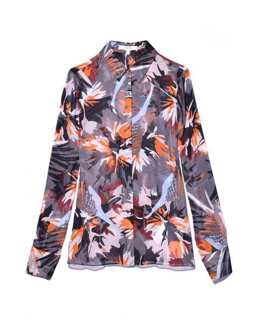 Dorothee Schumacher | Multicolor 'unexpected Blossom' Shirt | Lyst
