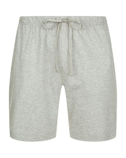 Polo Ralph Lauren Gray Lounge Shorts for men