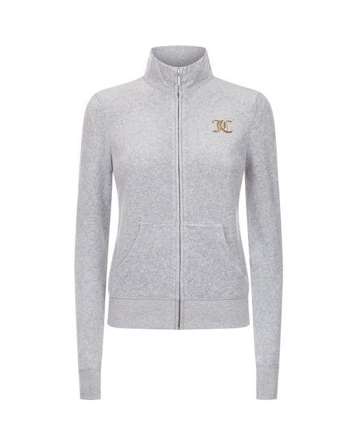 Juicy Couture | Metallic Enchanted Fairfax Jacket | Lyst