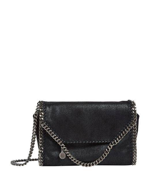 6fe83ef9a23ae Lyst - Stella McCartney Falabella Shoulder Bag in Black - Save 19%