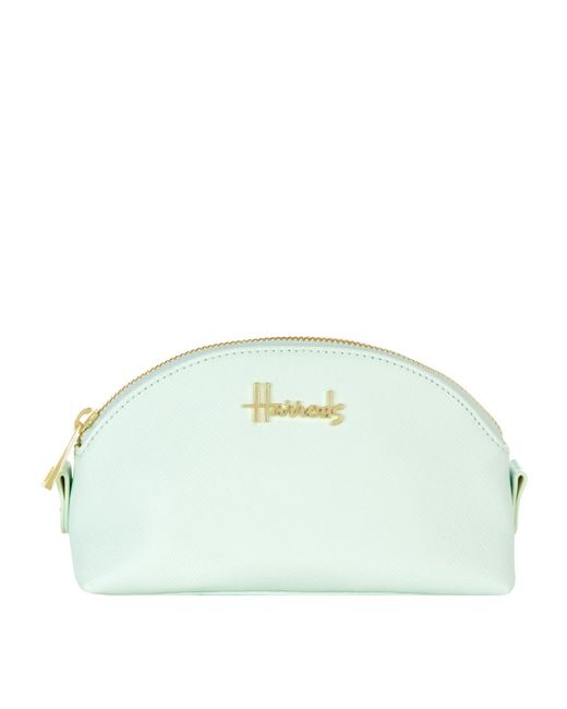 Harrods - Green Novello Cosmetic Bag - Lyst