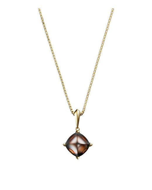 Baccarat - Metallic Mdicis Crystal Necklace - Lyst