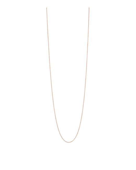Links of London - Metallic Rose Gold Necklace Chain - Lyst