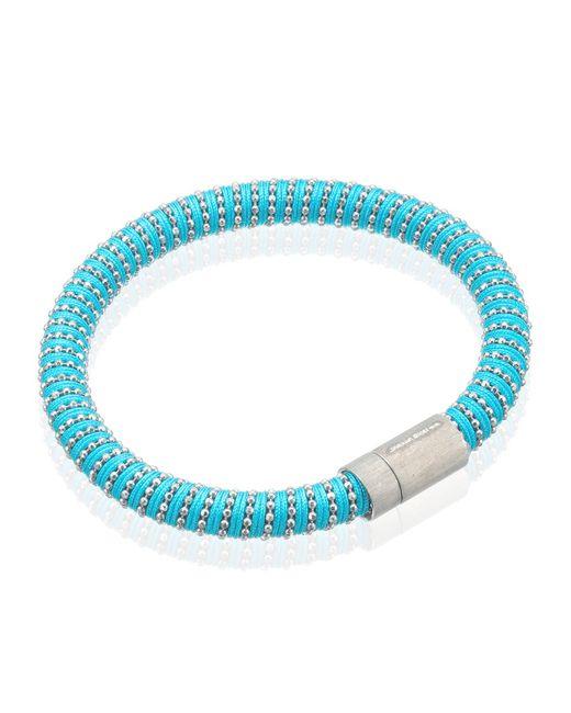 Carolina Bucci | Blue Twister Band Bracelet | Lyst