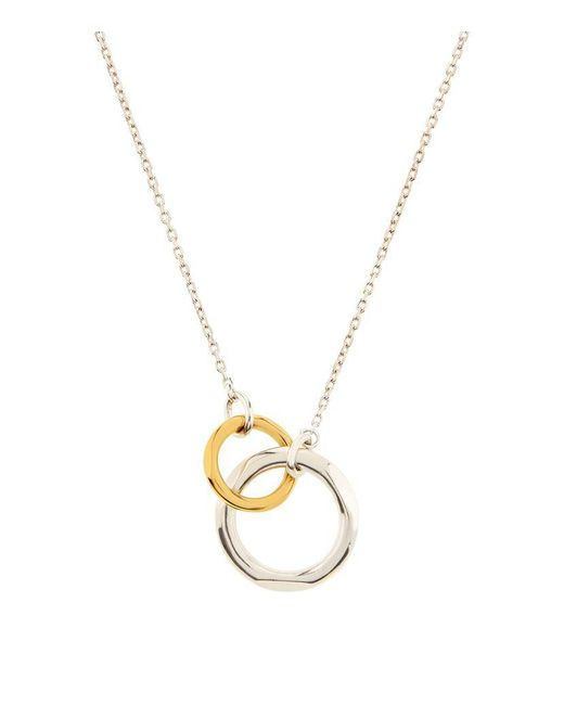 Links of London | Metallic Silver Ball Chain Necklace | Lyst
