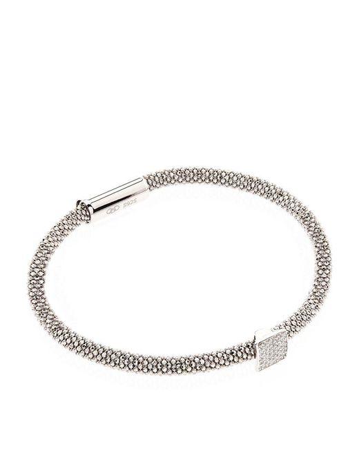 Links of London   Metallic Star Dust Square Bracelet   Lyst