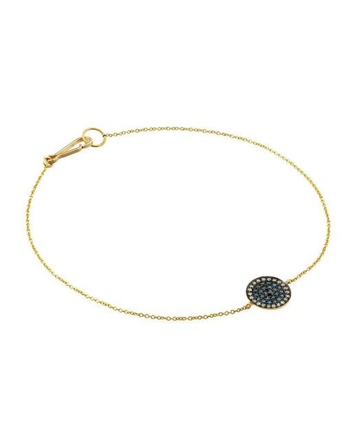 Annoushka | Blue Love Diamonds Evil Eye Bracelet | Lyst