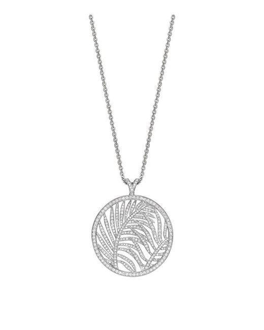 Theo Fennell | Metallic Medium Palm Diamond Pendant | Lyst