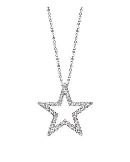 Theo Fennell | Metallic Diamond Blaze Star Pendant | Lyst