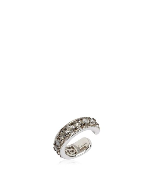 Annoushka | Metallic Dusty Diamonds White Gold Hinged Ear Cuff | Lyst