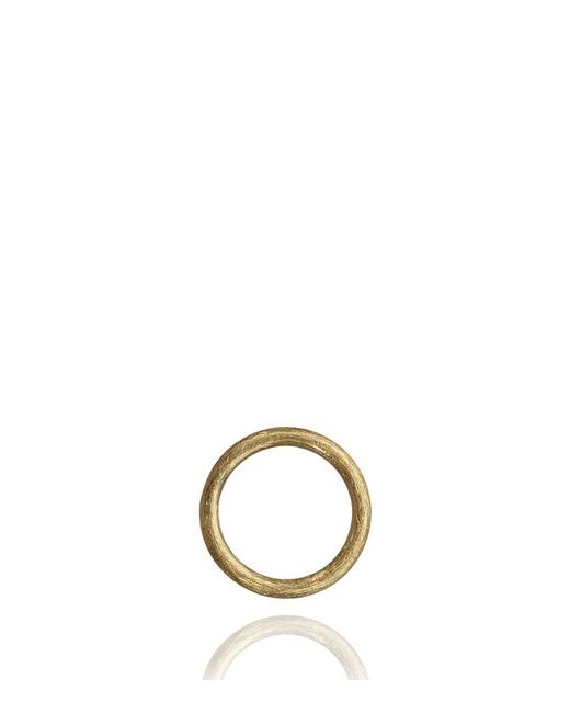 Annoushka | Metallic Hoopla Small Yellow Gold Pendant | Lyst