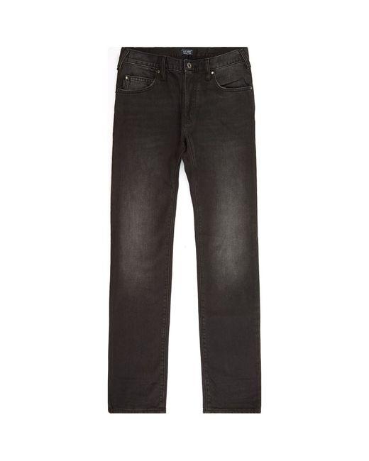 Armani Jeans   Black Jeans for Men   Lyst
