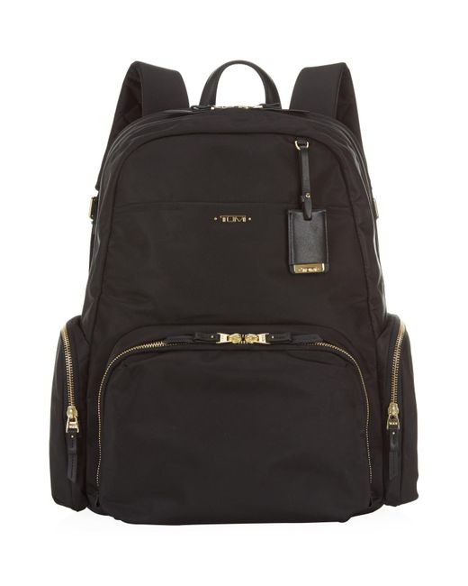 Tumi - Black Calais Backpack - Lyst