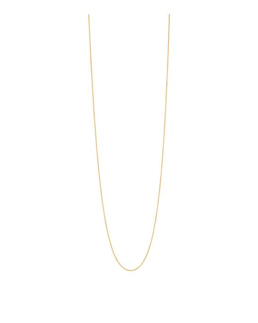 Links of London - Metallic Yellow Gold Essentials Chain (80cm) - Lyst
