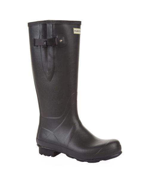 Hunter | Gray Norris Field Wellington Boots | Lyst