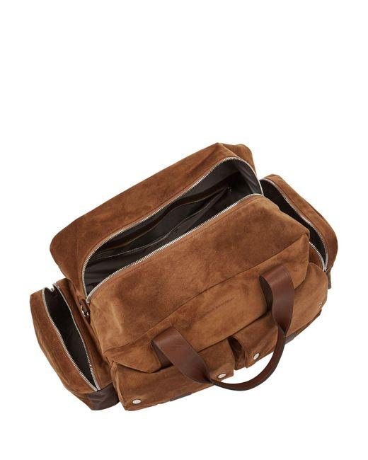Brunello Cucinelli Travel Bag