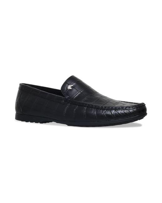 Stefano Ricci | Black Crocodile Skin Loafers for Men | Lyst