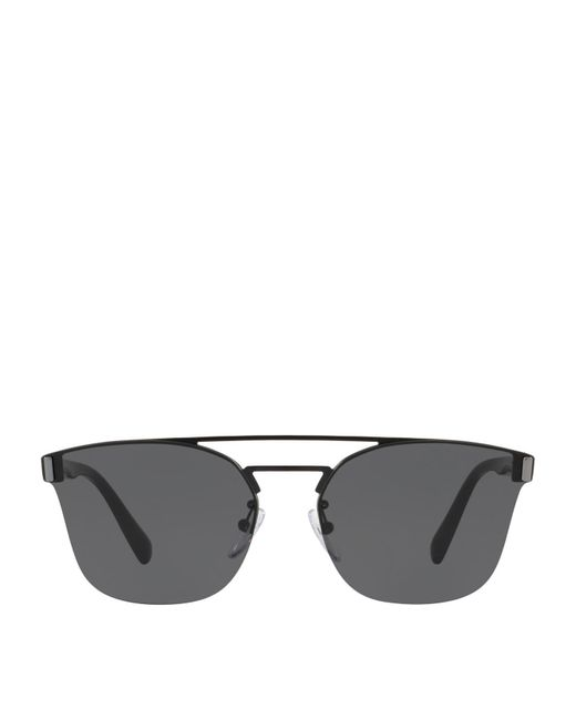 Prada - Black Phantos Sunglasses - Lyst