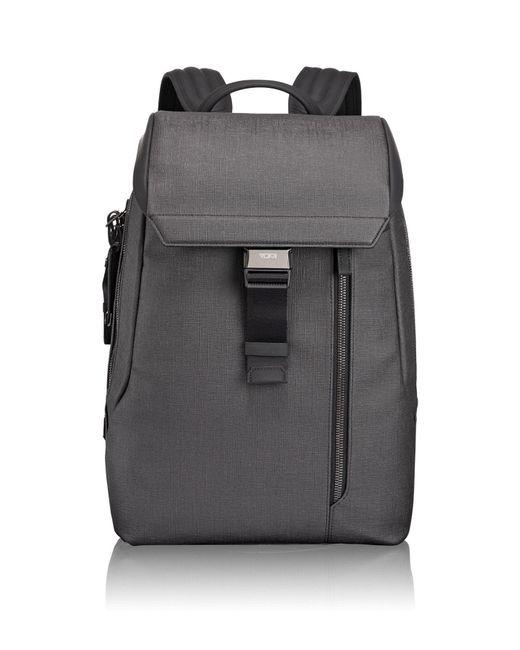 Tumi   Gray Dresden Flap Backpack   Lyst